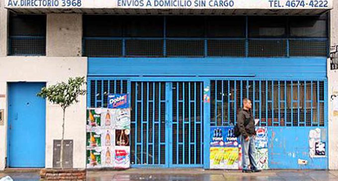 Según Durán, en abril, cerró el 10% de los supermercados chinos del Conurbano