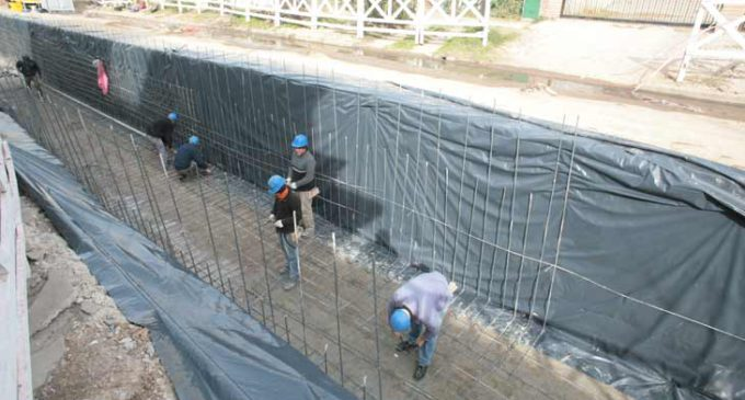 Se reactivan las obras públicas en La Matanza