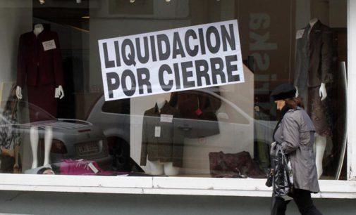 Bajar la persiana: La cantidad de locales cerrados aumentó un 15%