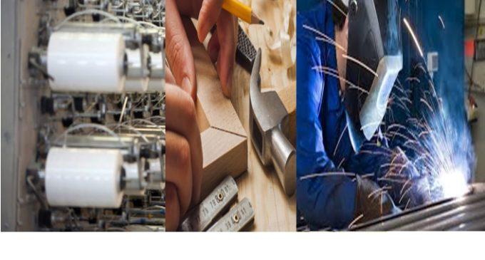 Necesidades de Capacitación en los sectores productivos del distrito