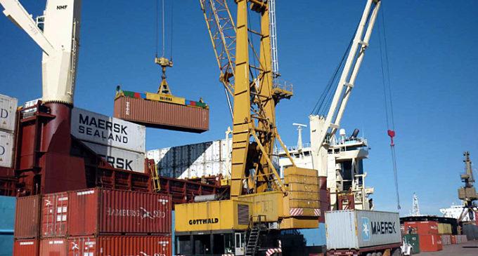 Las exportaciones cayeron un 4,7 por ciento en la Provincia