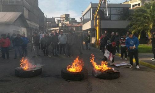 Un centenar de despedidos por cierre de una aceitera en Villa Madero
