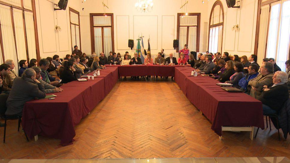 """Nueva reunión del programa """"Compre Municipal Matanza"""""""