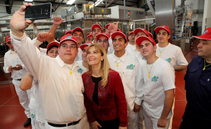 """Verónica Magario: """"Bienvenido sea que el Presidente y la Gobernadora quieran trabajar en unidad con nosotros por La  Matanza"""""""