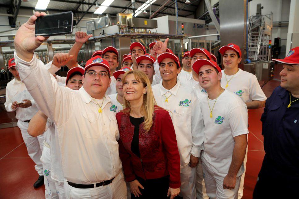 Verónica Magario: «Bienvenido sea que el Presidente y la Gobernadora quieran trabajar en unidad con nosotros por La  Matanza»