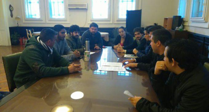 Respaldo del FPV a trabajadores de Agroindustria Madero