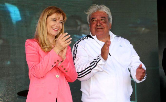 Día del Empleado de Comercio: Verónica Magario criticó la división de La Matanza y pidió distribución de la riqueza 50% y 50%