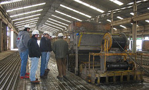 El acero acentúa su derrumbe y se agudiza la crisis en las empresas locales
