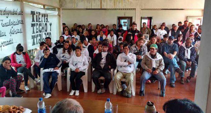 Cooperativas matanceras piden potenciar el programa Argentina Trabaja