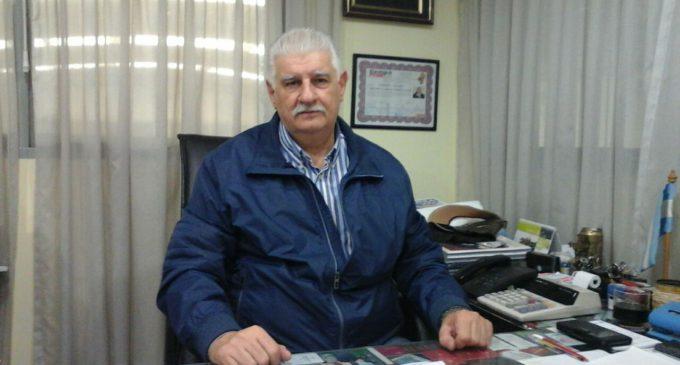 Entrevista con el presidente de la Cámara de la Industria del Calzado, Alberto Sellaro