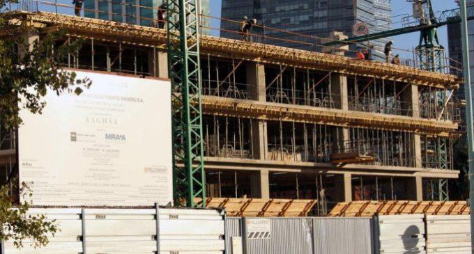 En un año, 445 empresas de la construcción cerraron o presentaron quiebra