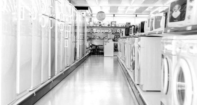 Fuerte descenso de la producción de freezers y heladeras