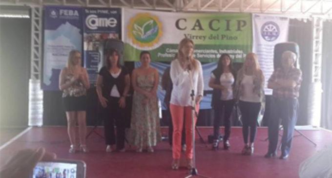 Se realizó la Fiesta Nacional del Comercio en La Matanza