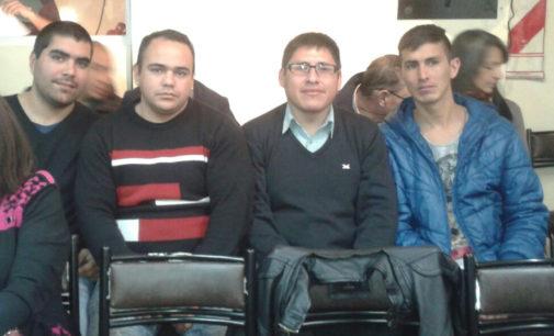 El síndico recorrió las instalaciones de Agroindustria Madero y Bio