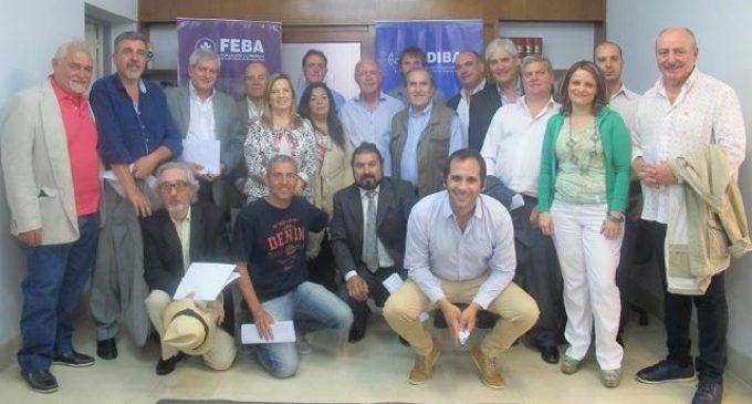 Encuentro de Industriales en FEBA