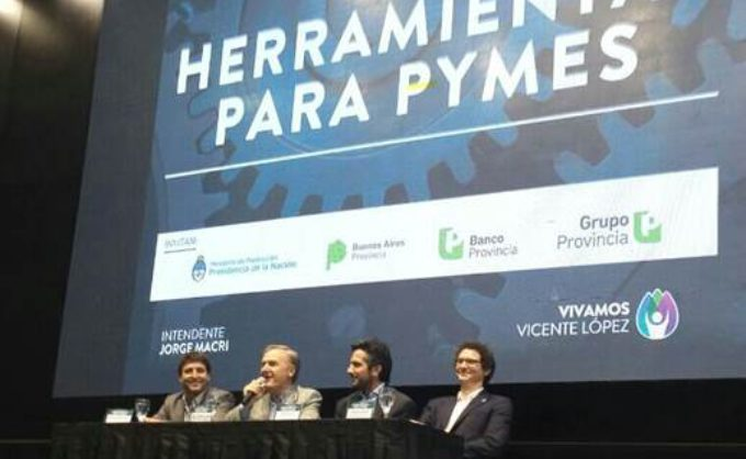 """CAME presente en el """"Primer Encuentro de Herramientas para PYMeS"""""""