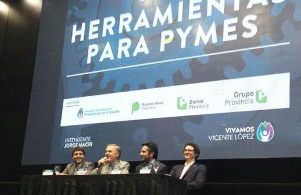 CAME presente en el «Primer Encuentro de Herramientas para PYMeS»