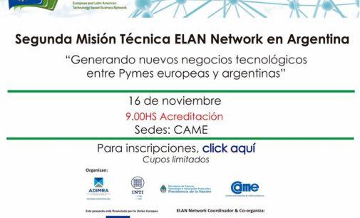 Misión ELAN Network Argentina
