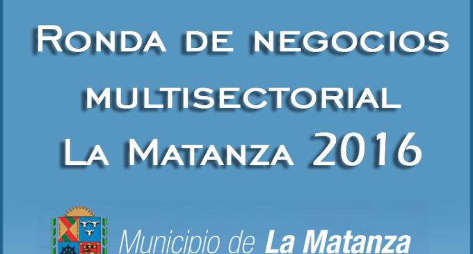 Ronda de Negocios Multisectorial La Matanza 2016