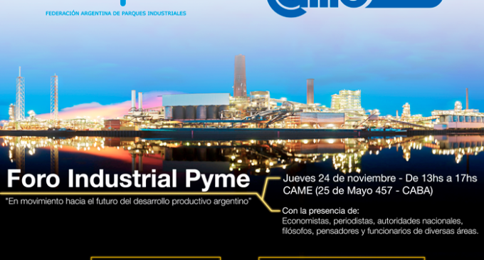 Foro Industrial Pyme