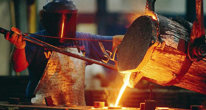 """Para Melo, el sector metalúrgico """"tuvo un año muy negativo"""""""