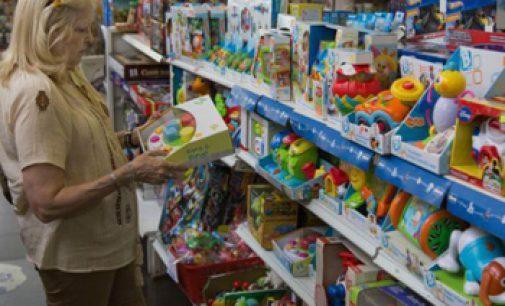 Las jugueterías de San Justo se preparan para las Fiestas
