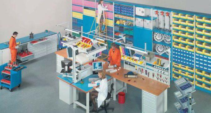 Cómo equipar una fábrica eficiente en 10 días