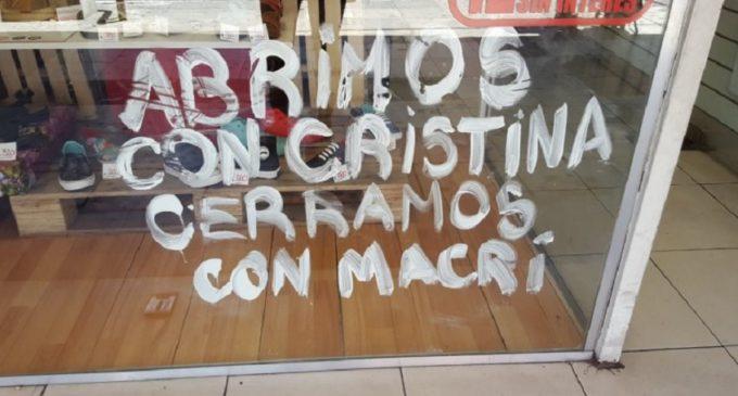 Recesión: en un año cerraron 7000 comercios en Capital y provincia de Buenos Aires