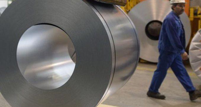 La producción de acero se contrajo 17,9% en 2016