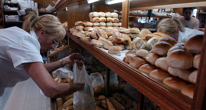 Bajó el consumo de pan en La Matanza