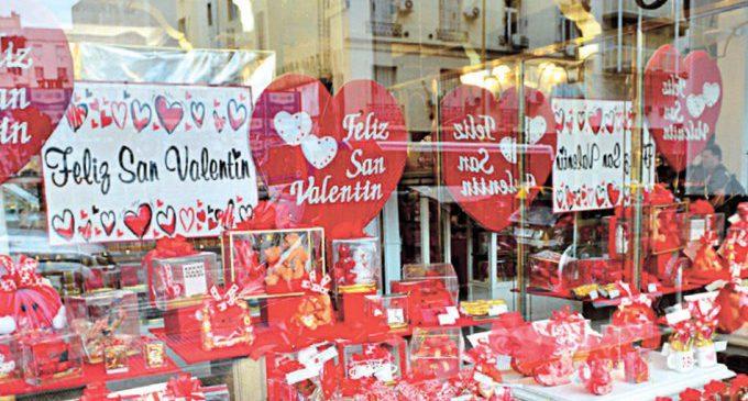 """""""San Valentín 2017"""": 1,3 millones de personas festejaron pero las ventas cayeron 3,4 %"""