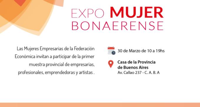 Expo Mujer Bonaerense 2017