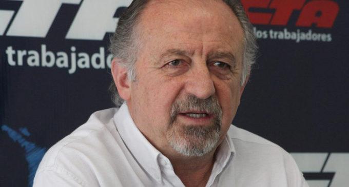 """Yasky: """"El Gobierno nacional no da respuestas para reactivar la economía y el trabajo"""""""