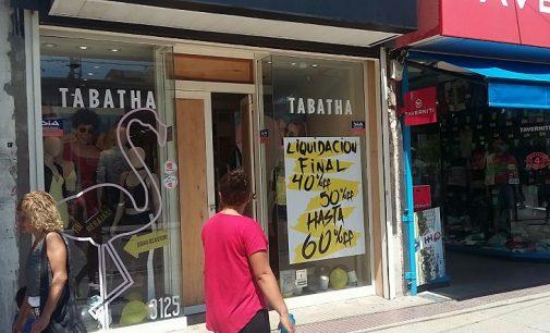Golpe al comercio minorista: aseguran que las ventas cayeron 35 por ciento en el Partido