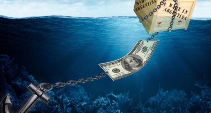"""Industriales, contra la suba de tasas: """"Con el dólar bajo y la inflación alta, es el trípode de la muerte"""""""