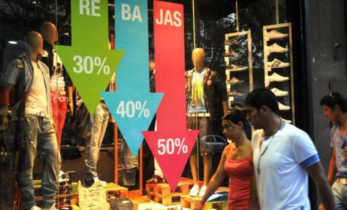 En la Provincia, las ventas minoristas cayeron 3,2 por ciento en el primer bimestre