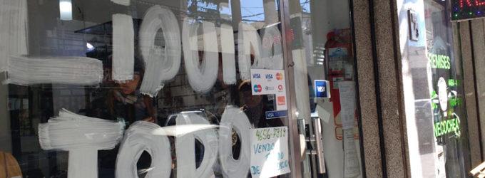 En marzo, las ventas cayeron 35,3 por ciento en La Matanza