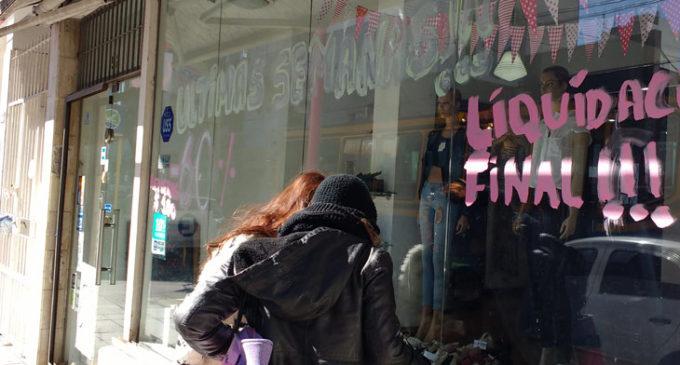 Advierten que, por la caída en las ventas, cerró el 20 por ciento de los comercios en La Matanza