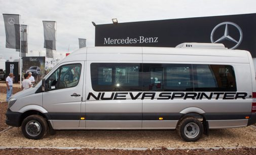 Mercedes Benz anunció que sumará 500 empleados a su planta de Virrey del Pino