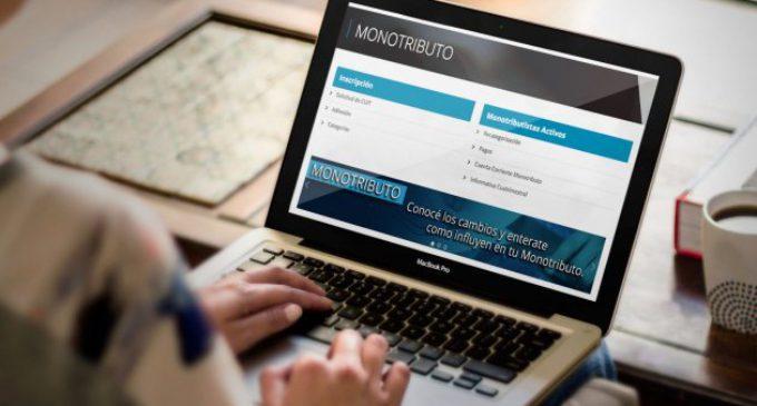 A partir de este mes habrá cambios en la forma de pago del Monotributo