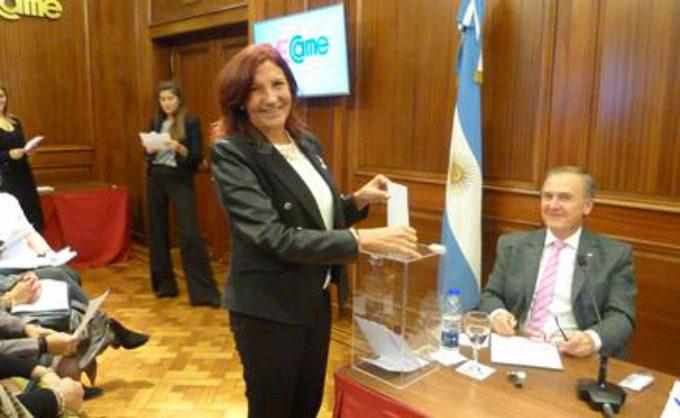 Beatriz Tourn es la nueva Presidenta de mujeres CAME