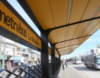 A un mes de inaugurado el Metrobus, el consumo no repunta en San Justo