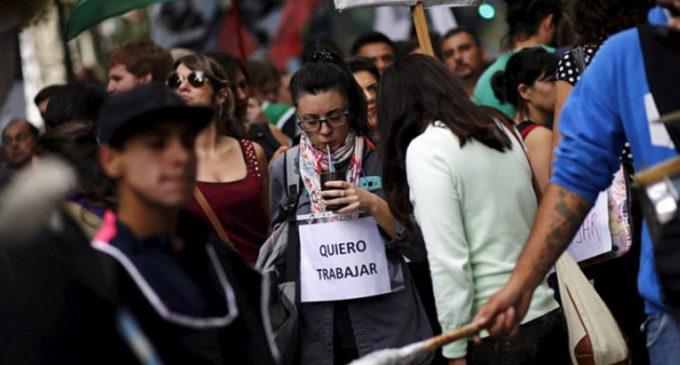 En el primer trimestre, la desocupación llegó a 11,8 por ciento en el Gran Buenos Aires