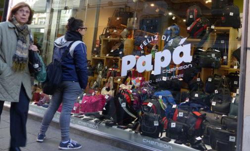 Por segundo año consecutivo, cayeron las ventas por el Día del Padre