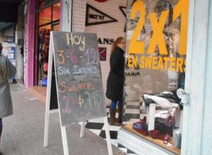 Lanzan fuertes ofertas y descuentos por la falta de reacción del consumo