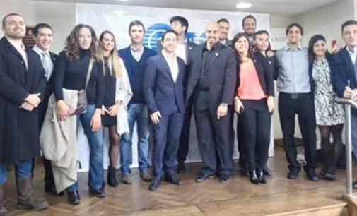 Presencia de Jóvenes Empresarios de la CICM en la 9ª edición del premio Joven Empresario Argentino