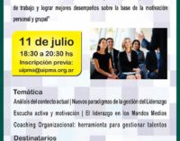 Espacio PYME – UIPMA invita al Seminario Coaching Organizacional