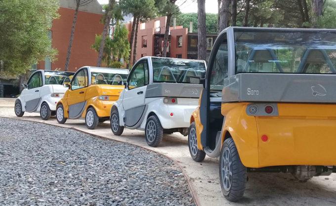 El auto eléctrico matancero busca ganar espacio en el mercado local