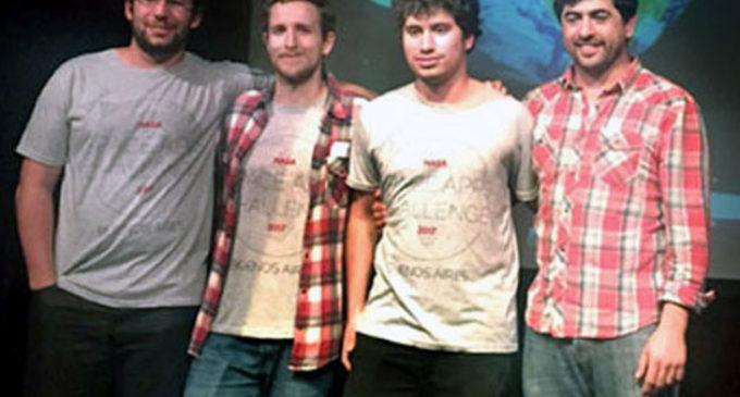 Estudiantes argentinos fueron premiados por la NASA por una aplicación