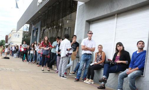 Crece el desempleo y ya hay más de 114.000 matanceros sin trabajo